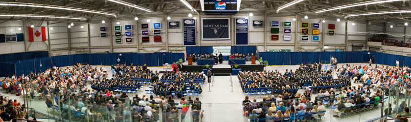 MCC Graduation at the Thomas F. Sullivan Arena