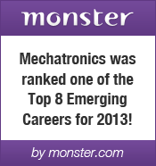 Mechatronics Emerging Career for 2013