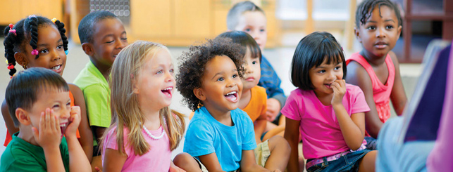 Early Childhood Education Degree Program Manchester