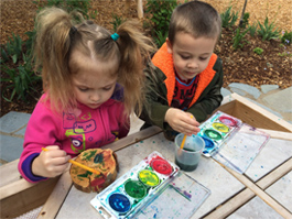 Outdoor Classroom Activities