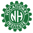 NH Vocational Institute Logo