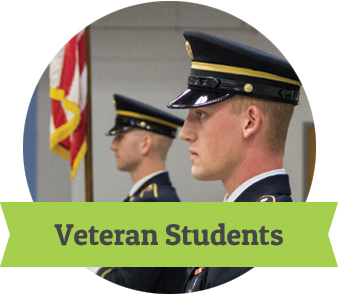 Spotlight on Veteran Students