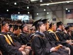 Graduate's of MCC's Welding Technology program during the 69th Annual Commencement Ceremony.