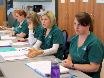 MCC Nursing Students