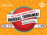 Dodgeball Tournament to Raise Money for Service Club