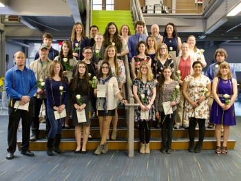 2018 PTK Inductees